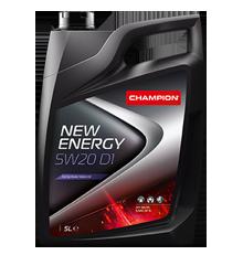 CHAMPION NEW ENERGY 5W20 D1 1L