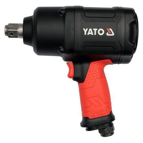 Utahovák pneumatický 3/4 1630 Nm, TWIN HAMMER, YATO