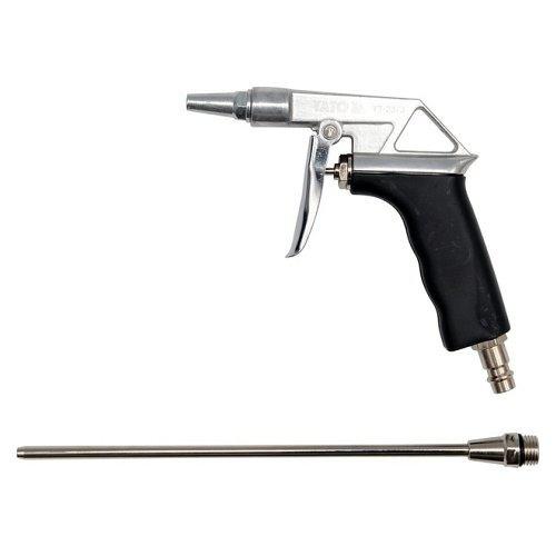 Pistole na profukování dlouhá, 0,8Mpa ,1/4, YATO
