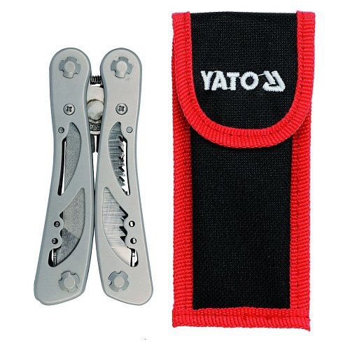 Multifunkční nůž, 9 funkcí, YATO
