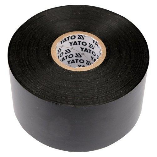 Páska izolační, 55 x 0,19 mm, délka 33 m, černá, YATO