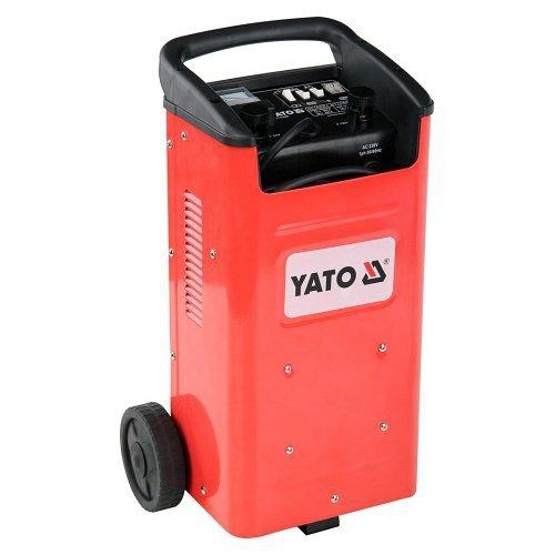 Nabíječka s funkcí startovací stanice, 12V-300A / 24V-240A, YATO