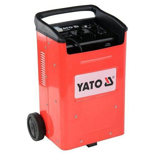 Nabíječka s funkcí startovací stanice, 12V-540A / 24V-450A, YATO