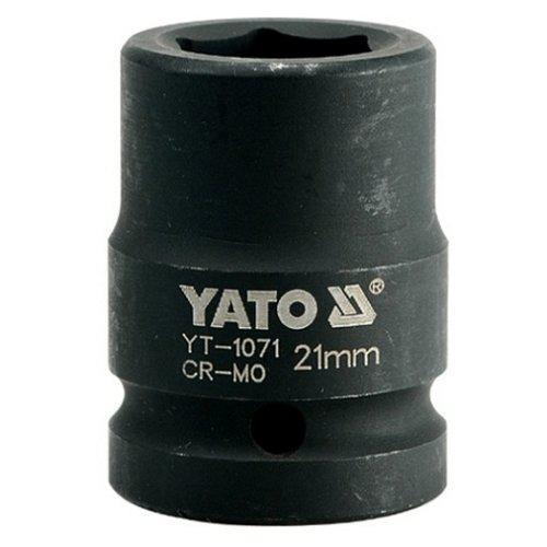 Nástavec 3/4 rázový šestihranný, 21 mm, CrMo, YATO