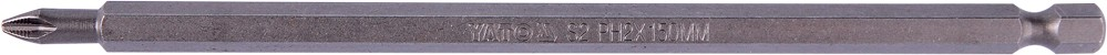 Bit křížový 1/4 PH2 x 150 mm NON-SLIP