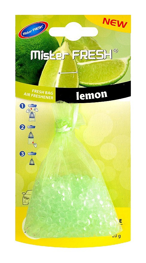 Osvěžovač vzduchu FRESH BAG – Lemon