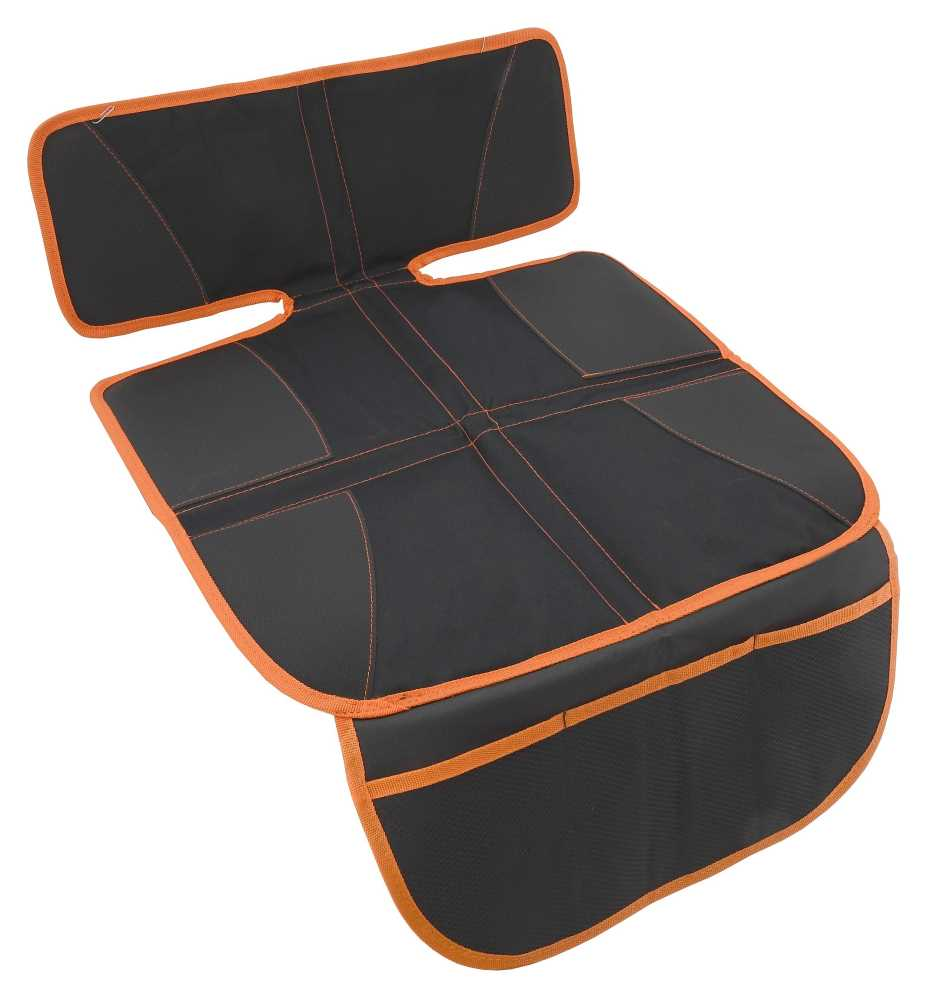 Ochranný potah na sedadlo ORANGE