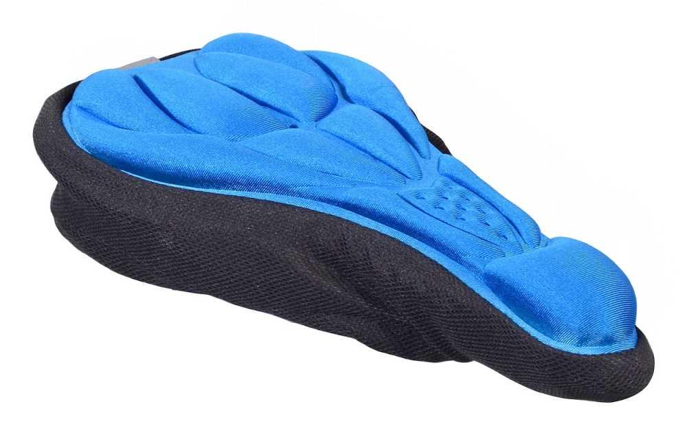 Potah sedla cyklo BLUE, COMPASS