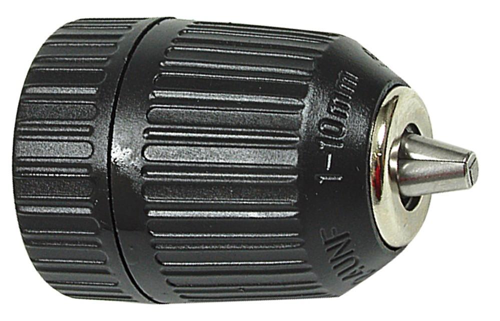 Sklíčidlo na vrtačku 3/8 1 - 10 mm rychloupínací