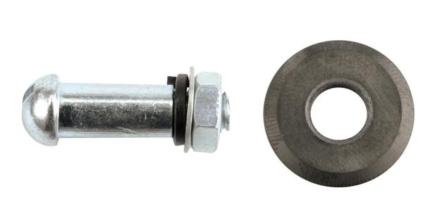 Kolečko výměnné se šroubem 16 x 6 x 3,0 mm
