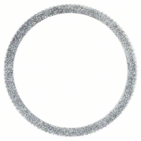 Redukční kroužek pro pilové kotouče - 30 x 25,4 x 1,5 mm - 3165140433884 BOSCH