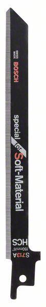 Pilový plátek do pily ocasky S 713 A - Special for Soft Material - 3165140035316 BOSCH