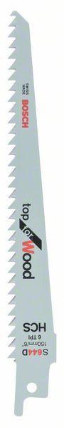 Pilový plátek do pily ocasky S 644 D - Top for Wood - 3165140007689 BOSCH