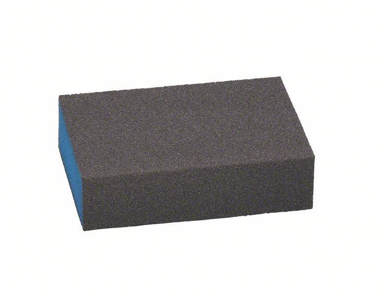 Brusná houba Best for Flat and Edge; 68 x 97 x 27 mm, super jemná - 3165140584012 BOSCH