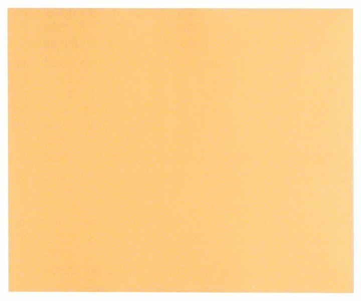 Brusný papír C470; 230 x 280 mm, 80 - 3165140673228 BOSCH