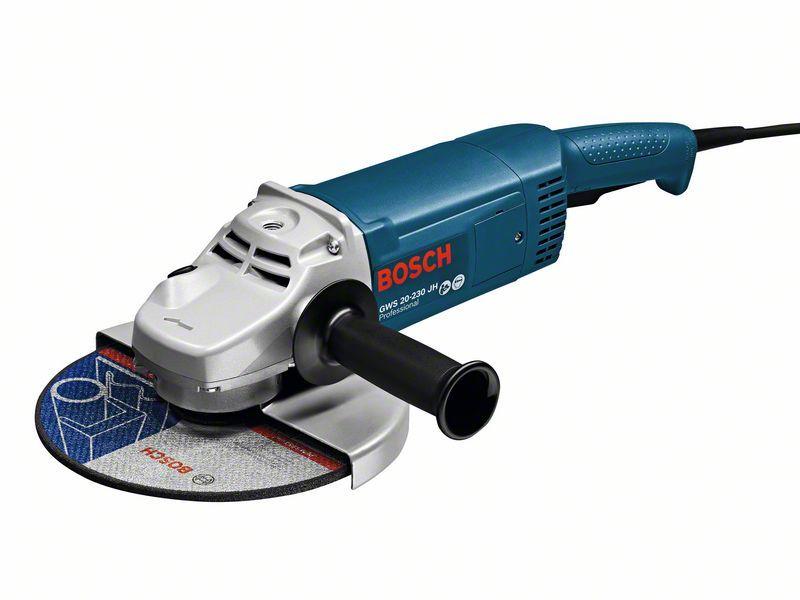 Úhlová bruska Bosch GWS 22-230 JH Professional, 0601882M03