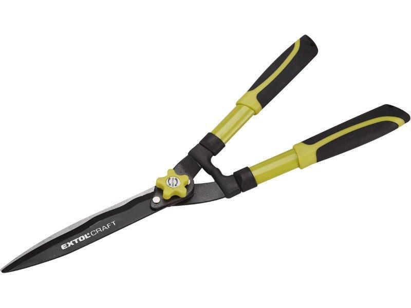 Nůžky na živý plot, 540mm, HCS, EXTOL CRAFT