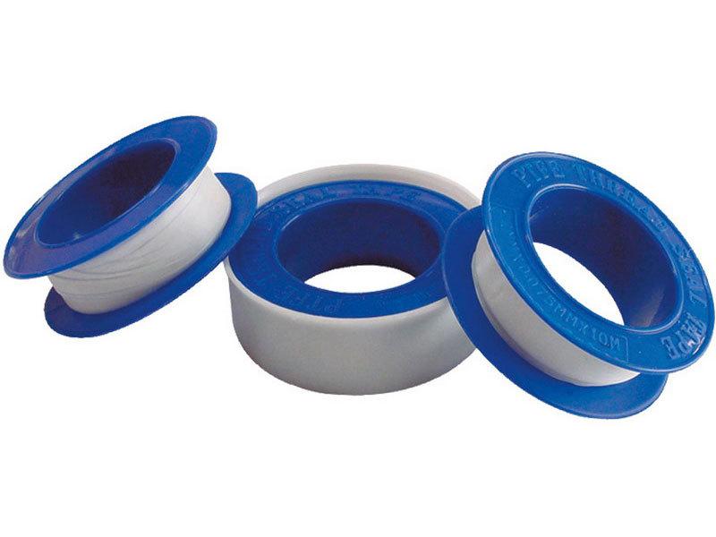 Teflonové izolační pásky, sada 3ks, 12mm x 10m, tloušťka 0,075mm, EXTOL CRAFT