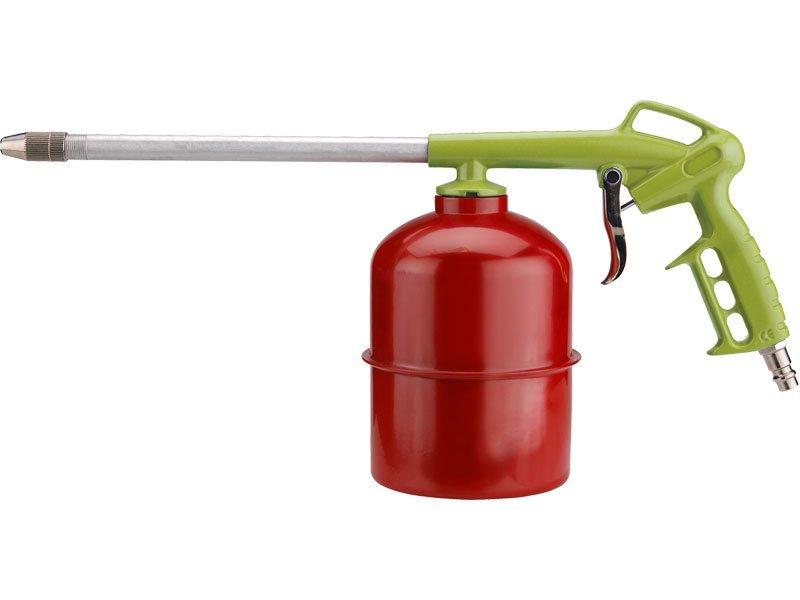 Pistole mlžící, max. 3-5bar (0,3-0,5MPa), objem nádobky 900ml, EXTOL CRAFT, 99313