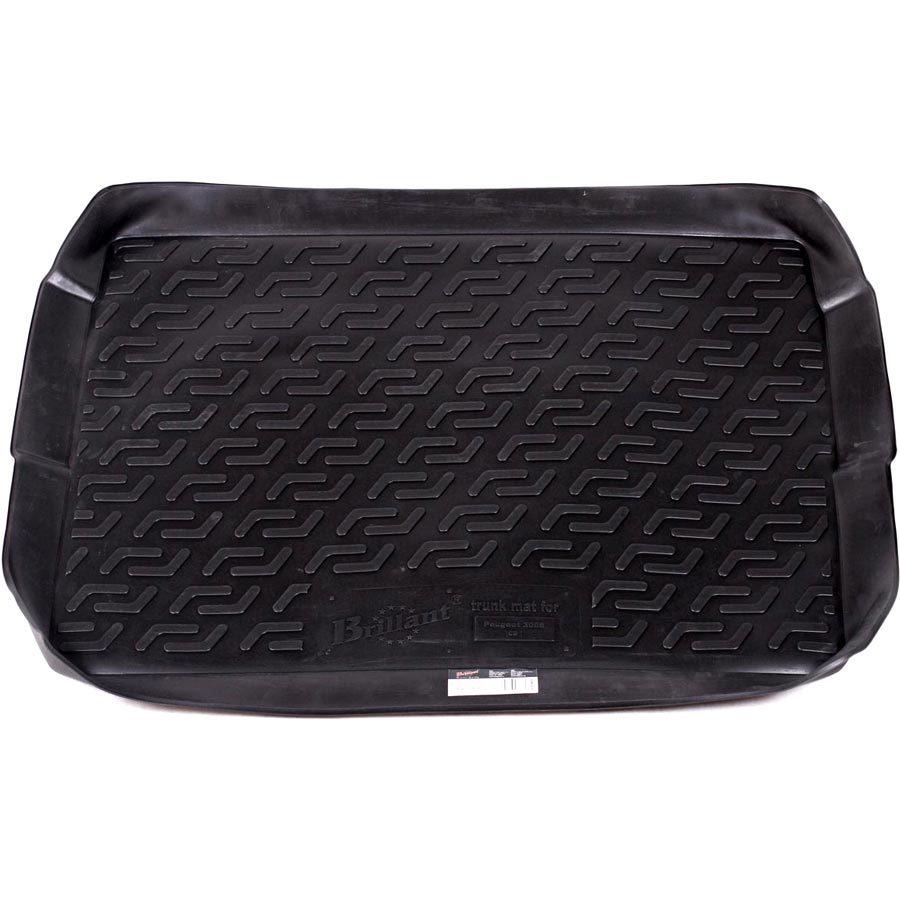 Vana do kufru gumová Peugeot 3008 (spodní patro kufru) (09-) SIXTOL