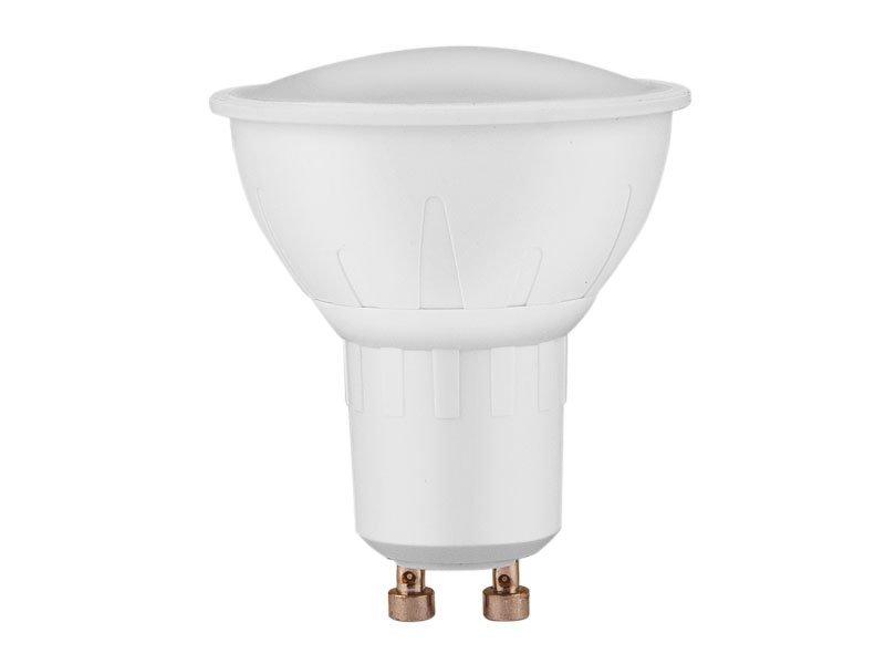 Žárovka LED reflektorová, 6W, 450lm, GU10, teplá bílá, EXTOL LIGHT