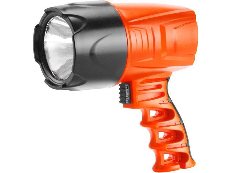Svítilna 3W CREE LED, nabíjecí, 150lm, dosvit 330m, 3.7V Li-ion 1500mAh, EXTOL LIGHT