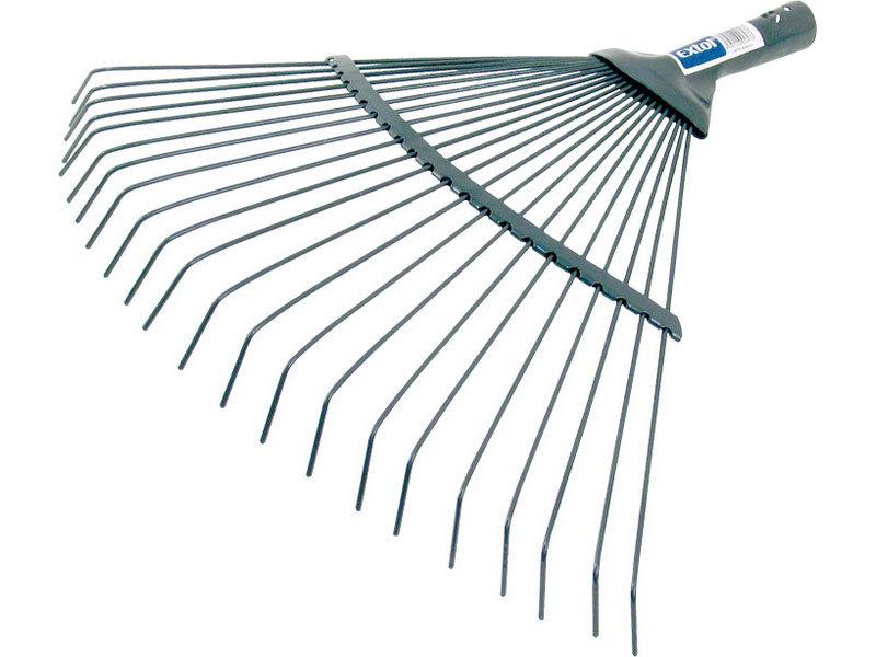 Hrábě švédské bez násady-drátové, šířka 41cm, kvalitní drát O 3mm, EXTOL PREMIUM