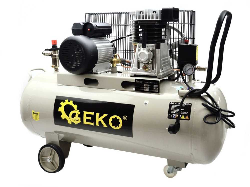 Kompresor olejový, 100l, typ Z, GEKO