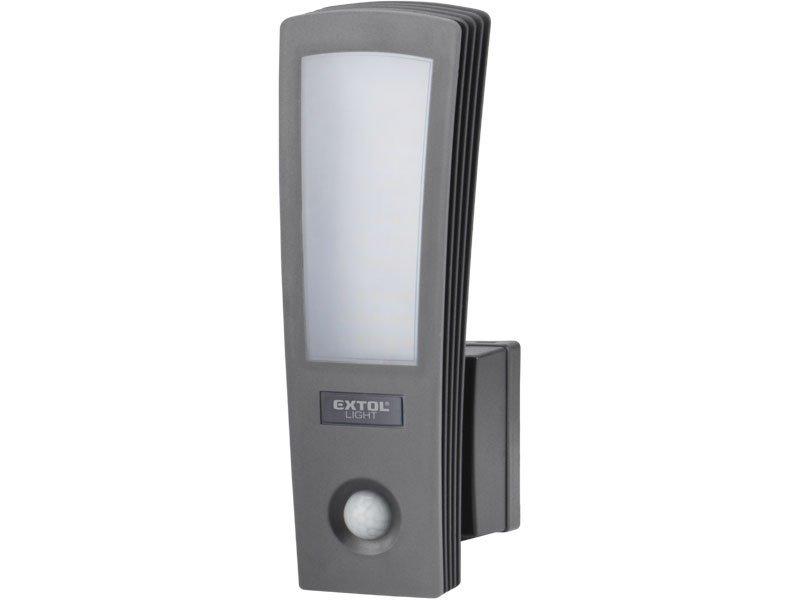 Světlo LED, domovní, s pohybovým čidlem, 700lm, EXTOL LIGHT