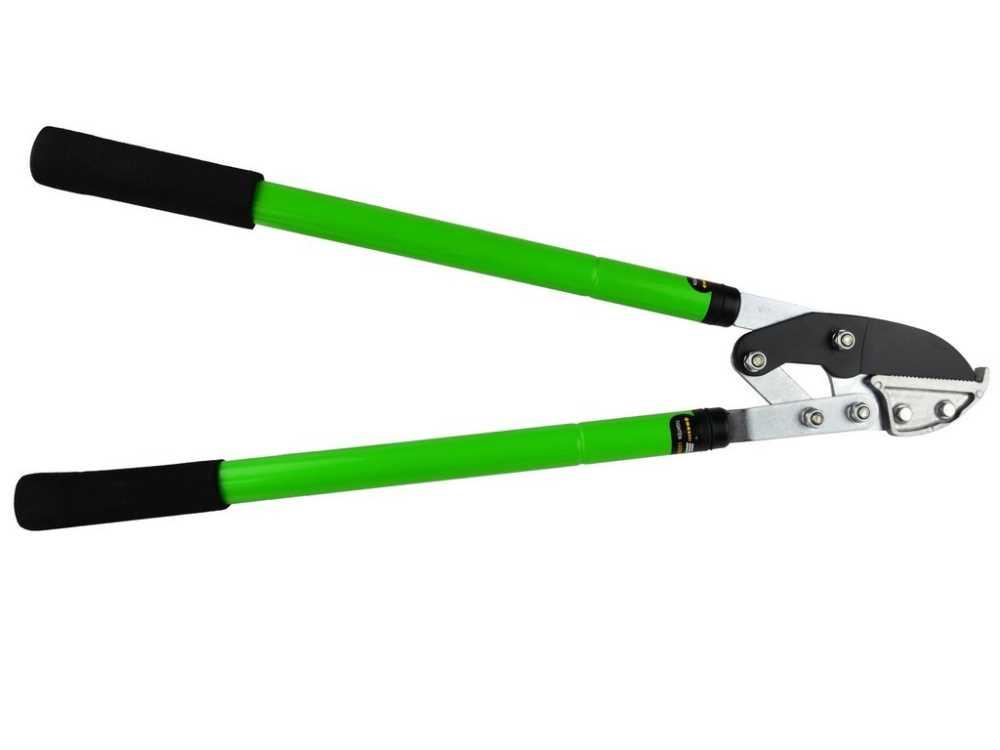 Nůžky na větve teleskopické kovadlinkové, 675-1025mm, GEKO