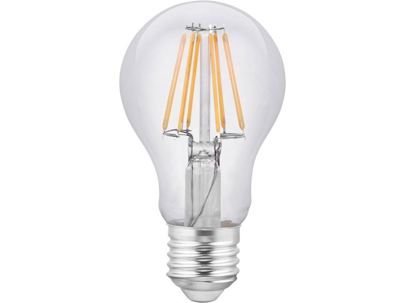 Žárovka LED 360°, 1000lm, 8W, E27, teplá bílá, EXTOL LIGHT
