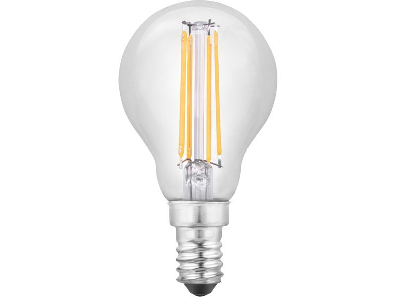 Žárovka LED 360°, 600lm, 6W, E27, teplá bílá, EXTOL LIGHT