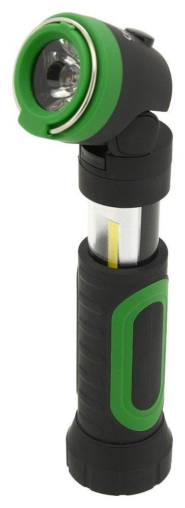 Svítilna LED 100/200lm CAMPING vysouvací, CATTARA