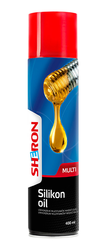 SHERON Silikonový olej 400 ml