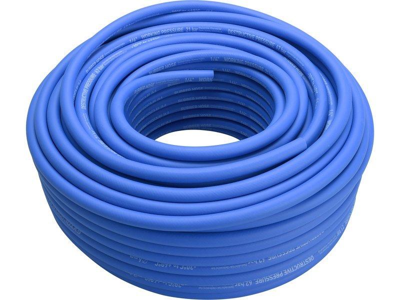 Hadice vzduchová, guma, 1/4 (6/12mm), 50m, EXTOL PREMIUM
