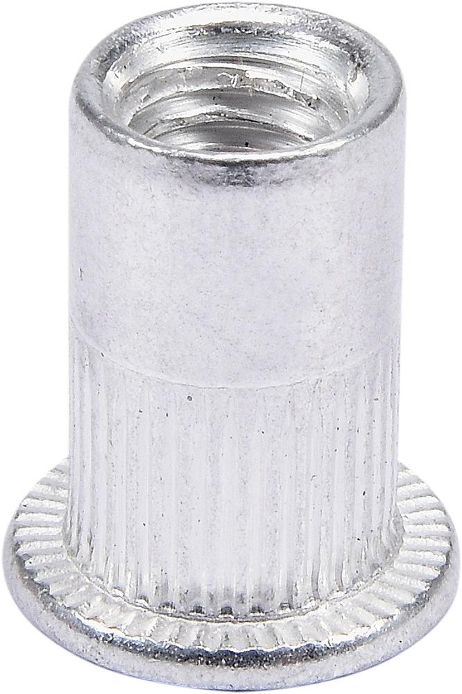 Nýtovací matice hliníková M6, 20ks
