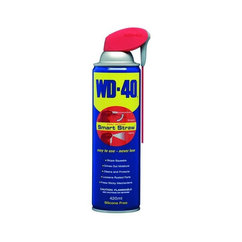Univerzální mazivo WD 40 - Smart Straw – 420ml M  V