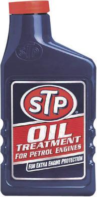Přísada do oleje, benzín 300 ml STP