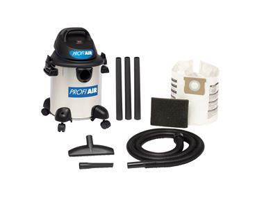 Vysavač na mokro/suché vysávání PA 200 INOX, Profi Air