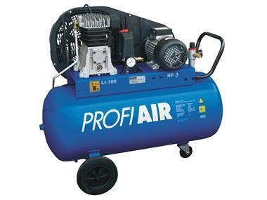 Kompresor 400/10/100, PROFI AIR