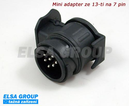 Adapter 13->7pin Erich Jaeger