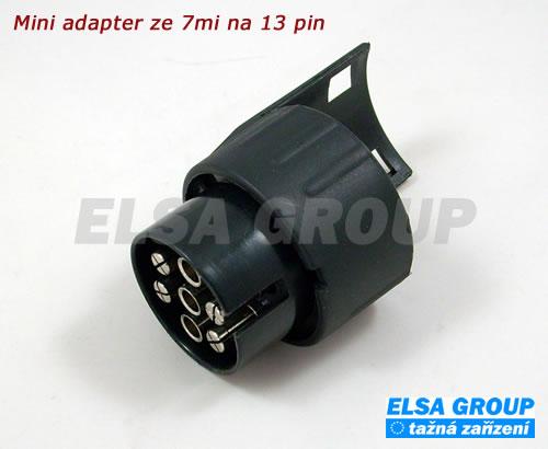 Adapter 7->13pin Erich Jaeger