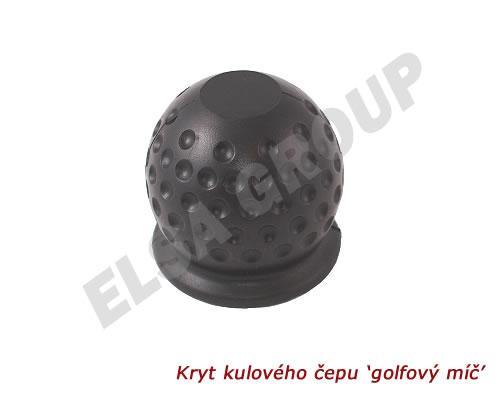 Kryt kulového čepu golfový míč
