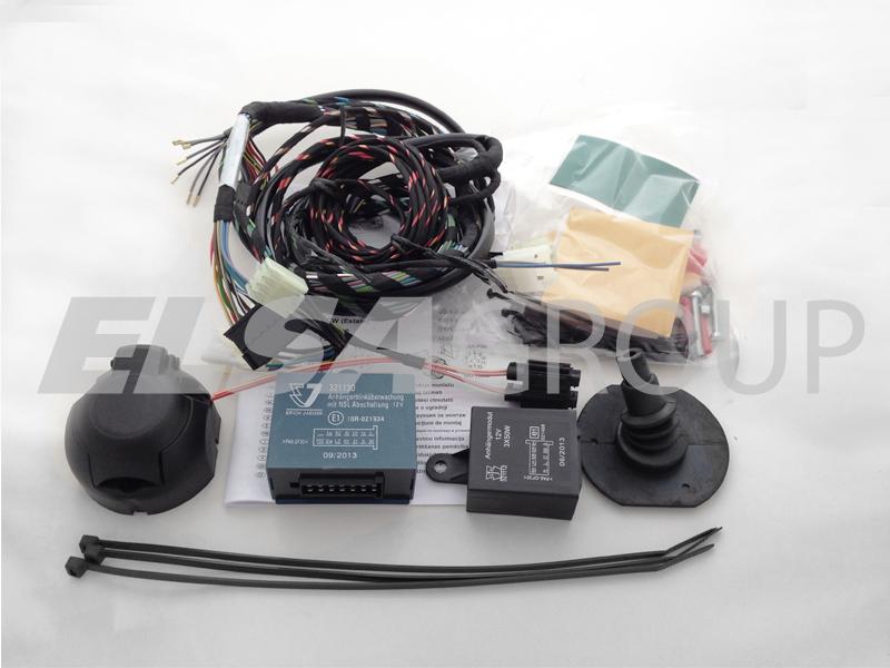 Elektropřípojka Hyundai i30 HB/SW 7pin