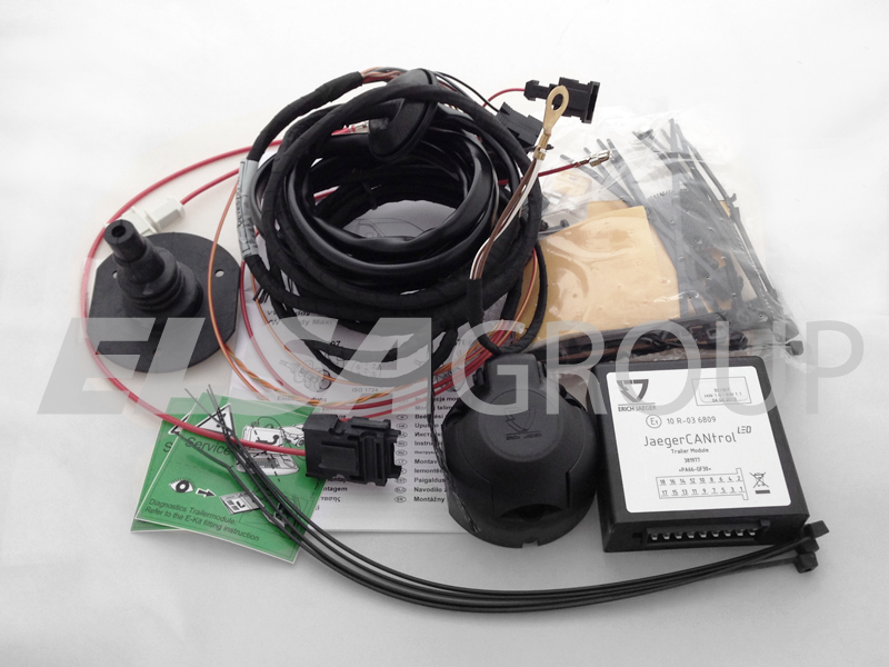 Elektropřípojka VW Caddy / Caddy Maxi 7pin