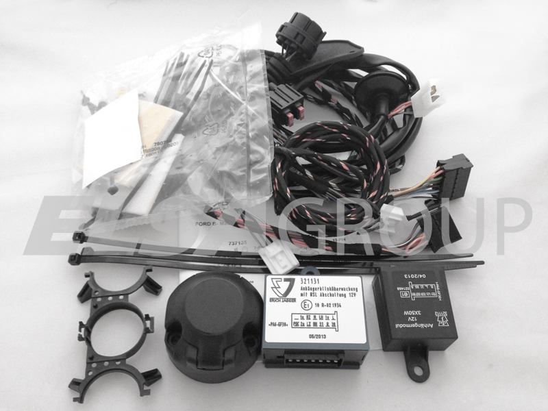Elektropřípojka Ford B-Max 7pin
