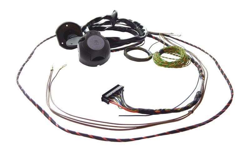 Elektropřípojka Renault Master / Opel Movano / Nissan NV400 valník 7pin