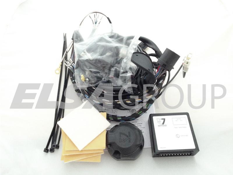 Elektropřípojka Mitsubishi ASX / Citroen C4 Aircross / Peugeot 4008 13pin