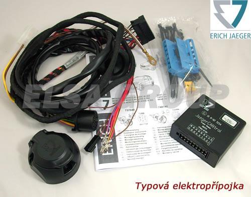 Elektropřípojka Mercedes E (W/S212/C207) / C (W/S204) / GLK (X204) 13pin