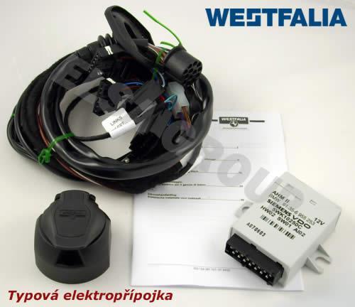 Elektropřípojka BMW 5-serie 13pin